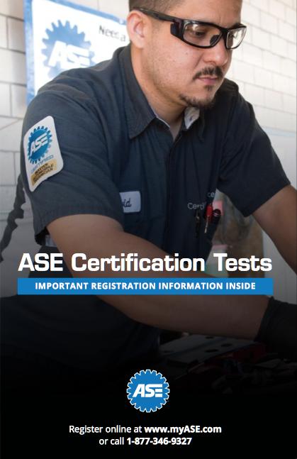 ASE Registration Brochure